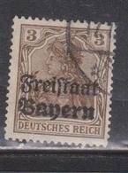 BAVARIA Scott # 177 Used - Bavaria