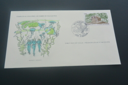 FC761 - FDC Stamps From All Countires - 1978 -  Monaco - Jules Verne - Le Chateau Des Carpathes - FDC