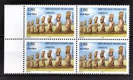 FRANCE 1993 / 1998 - BLOC DE 4 TS / Y.T. N° 119 - NEUFS** - Neufs