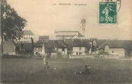 """CPA FRANCE 38 """"Brangues, Vue Générale"""" - Other Municipalities"""