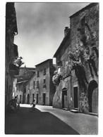 4099 - ORVIETO TERNI UN SUGGESTIVO ANGOLO ORVIETANO ANIMATA 1950 CIRCA - Italië