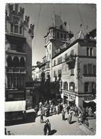 4100 - BOLZANO PIAZZA DELLE ERBE BOZEN OBSTPLATZ 1960 ANIMATISSIMA - Bolzano (Bozen)