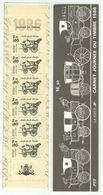 France // 1986 // Bande De Carnet No.BC 2411AA Neuf** Non Plié,Journée Du Timbre 1986 - Dia Del Sello