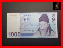 KOREA SOUTH 1.000 1000 Won  2007  P. 54  UNC - Corea Del Sud