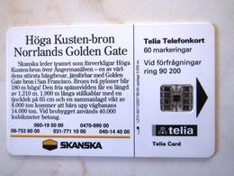 SWEDEN PRIVATE CARD - Suède
