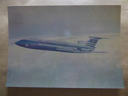 AIRLINE ISSUE / CARTE COMPAGNIE       KUWAIT AIRWAYS CORPORATION   TRIDENT - 1946-....: Ere Moderne