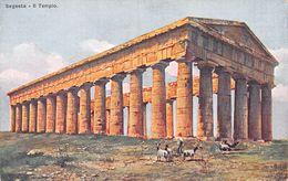 Segesta Tempio Branco Di Capre - Italia