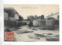 25 - BONNEVAUX ( Doubs ) - Le Pont - Other Municipalities