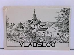 Künstler-AK Vladsloo; Ca. 1915 / WK 1; Belgien - Niederlande