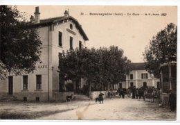 Beaurepaire-La Gare - Beaurepaire