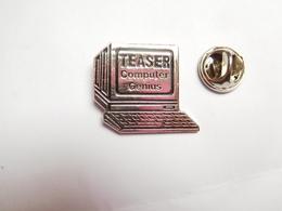 Beau Pin's , Informatique , Teaser Computer Genius - Computers
