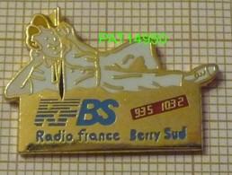 RFBS RADIO FRANCE BERRY SUD - Médias