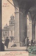 PARMA - ARCHI MUNICIPALI E TORRE OROLOGIO - VIAGGIATA 1903 - Parma