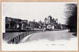 X74157 Editeur F. CABOUD 103 - ANNECY Savoie Le Château 1890s - Annecy