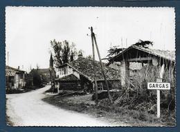 GARGAS - L' Entrée Du Village - Francia