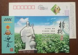 Taoist Practice Gexuan Make Pills Of Immortality,CN 06 Zhangshu Traditional Chinese Medicine Planting Base Advert PSC - Geneeskunde
