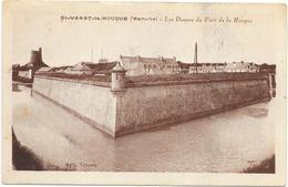 SAINT VAAST LA HOUGUE : LES DOUVES DU FORT - Saint Vaast La Hougue