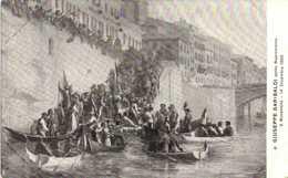 GIUSEPPE GARIBALDI  Après Aspromonte 8 Novembre 14 Dicembre 1862 RV Pisa  Grand Hotel De Londres RV - Hombres Políticos Y Militares