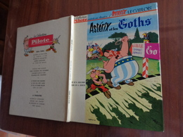 ASTERIX ET LES GOTHS  EDIT.DARGAUD 1963 - Asterix