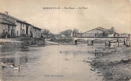 20-2827 : HERMEVILLE. RUE BASSE. LE PONT - Non Classificati