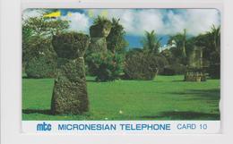 MICRONESIEN - Micronésie