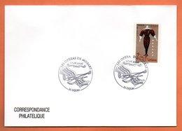 21 DIJON  MOZART     DON GIOVANI   2006 Lettre Entière N° CD 144 - Gedenkstempels