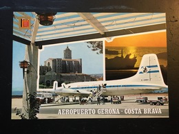 GERONA COSTA BRAVA  Aeropuerto Airport - Aerodromi
