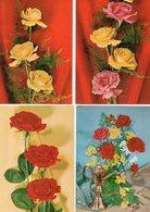 9 CP / Bloemen - Fleurs