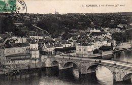 CORBEIL ESSONNES - A Vol D'oiseau - Corbeil Essonnes
