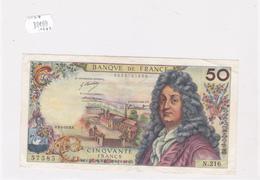 Billet De 50 Francs RACINE Du 3 Mai 1973 - 57585 Alph 216 @ N° Fayette : 64.23 - 1962-1997 ''Francs''