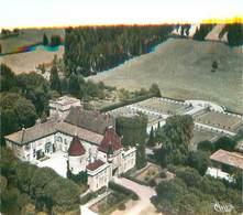 Creches Sur Saone - Chateau De Chaintré - Vue Aérienne  U 1757 - France
