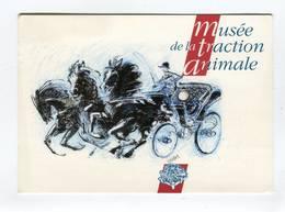 C.P °_ Collection-Musée De La Traction Animale à La Couvertoirade-Aveyron-1998 - Museos