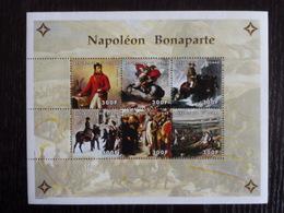 Napoléon - Tchad - Bloc MNH ** - Napoleon