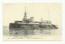 C.P. Marine De Guerre - 'Carnot'- Cuirassé D'escadre -  W0610 - Guerra