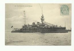 C.P. Le Garde-côtes Cuirassé Bouvines - W0615 - Guerra