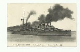"""C.P. Marine De Guerre - Dreadnoughts """"Danton"""", Cuirassé D'escadre  -  W0620 - Guerra"""