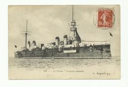 C.P. Du Croiseur Cuirassé 'La Gloire'- W0621 - Guerra