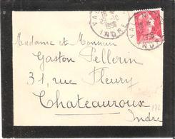 Indre :- VALENCAY Dateur A6 - 1921-1960: Modern Period