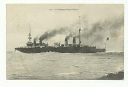 C.P. Du Croiseur Cuirassé 'La Gloire'- W0622 - Guerra