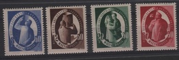 SAN 3 - HONGRIE N° 875/78 Neufs* Thème Santé - Unused Stamps