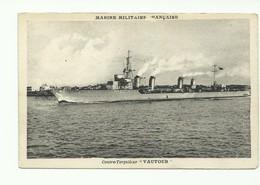 C.P. Marine De Guerre - Contre-torpilleur 'VAUTOUR' -  W0624 - Guerra