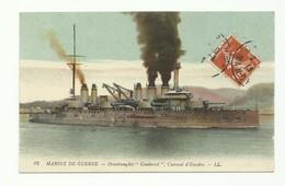 C.P. Marine De Guerre - Dreadnoughts 'condor' Cuirassé D'escadre -  W0625 - Guerra