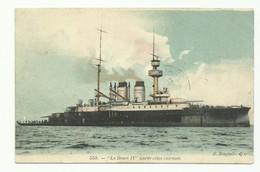C.P. 'Henri IV' Garde-côtes Cuirassé - W0626 - Guerra