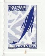 TVP Embleme Postal 2019 Issu De Carnet - Unused Stamps