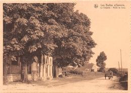 Les Bulles - La Chapelle Route De Suxy - Chiny