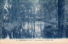 DRAVEIL - Paris Jardins - La Pièce D'eau - Draveil