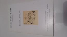 TINTIN             HERGE A DROUOT - Livres, BD, Revues