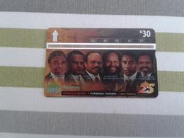 Papua - Mint Optical Phonecard - Papua Nueva Guinea