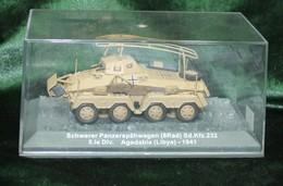 Maquette Schwerer Panzerspähwagen - Veicoli