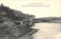 Bassin De Saint-Ferréol - Falaise Vue Prise Du Côté De L'entrée De La Rigole De La Montagne (Mazens) - Saint Ferreol